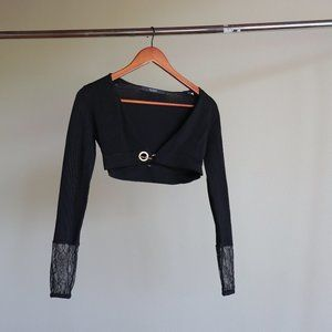 Guess Cropped Long Sleeve